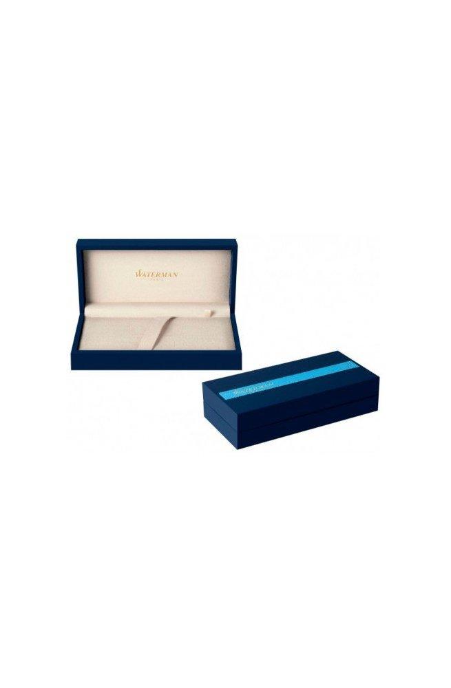 Ручка роллер Waterman Carene Essential Black/Gold RB 41 204, Корпус - Черный, Франция