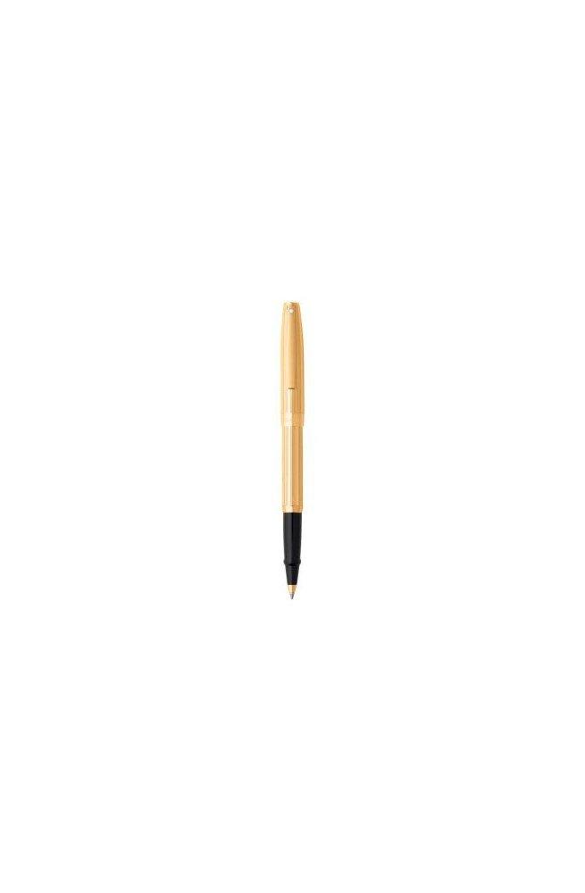 Ручка роллер Sheaffer Sagaris Fluted Gold Sh947415, США