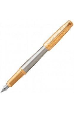 Перьевая ручка Parker URBAN 17 Premium Aureate Powder GT FP F 32 311