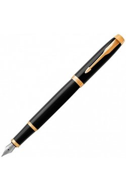 Перьевая ручка Parker IM 17 Black GT FP F 22 011