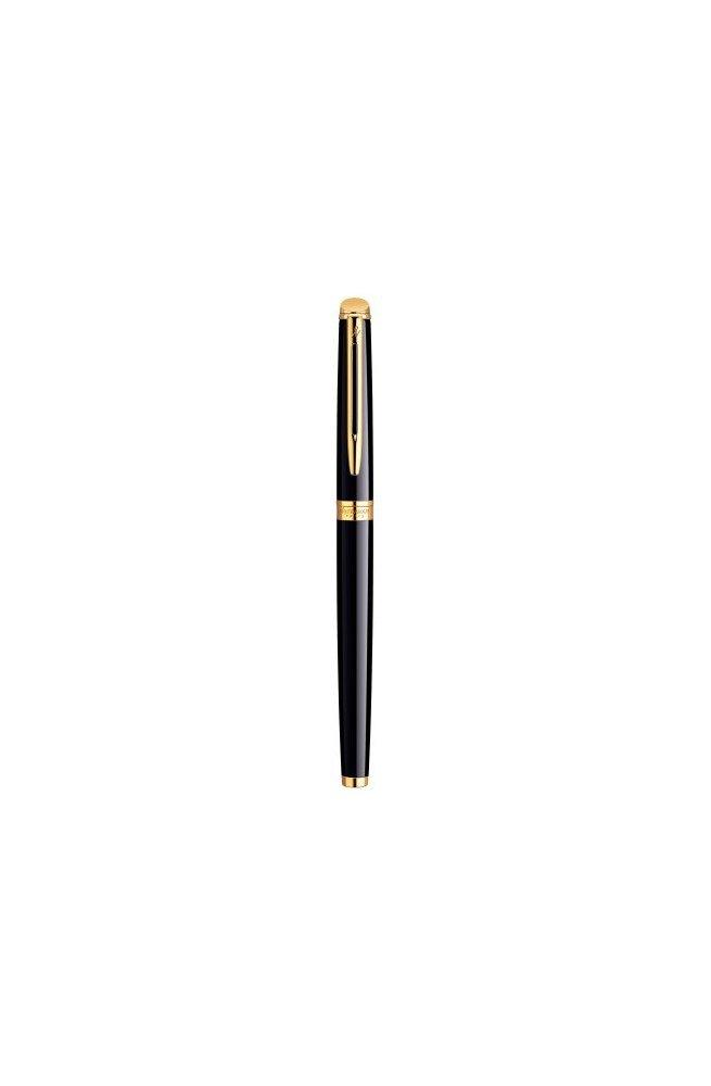 Ручка перьевая Waterman HEMISPHERE Black FP F 12 053, Корпус - Черный, Франция