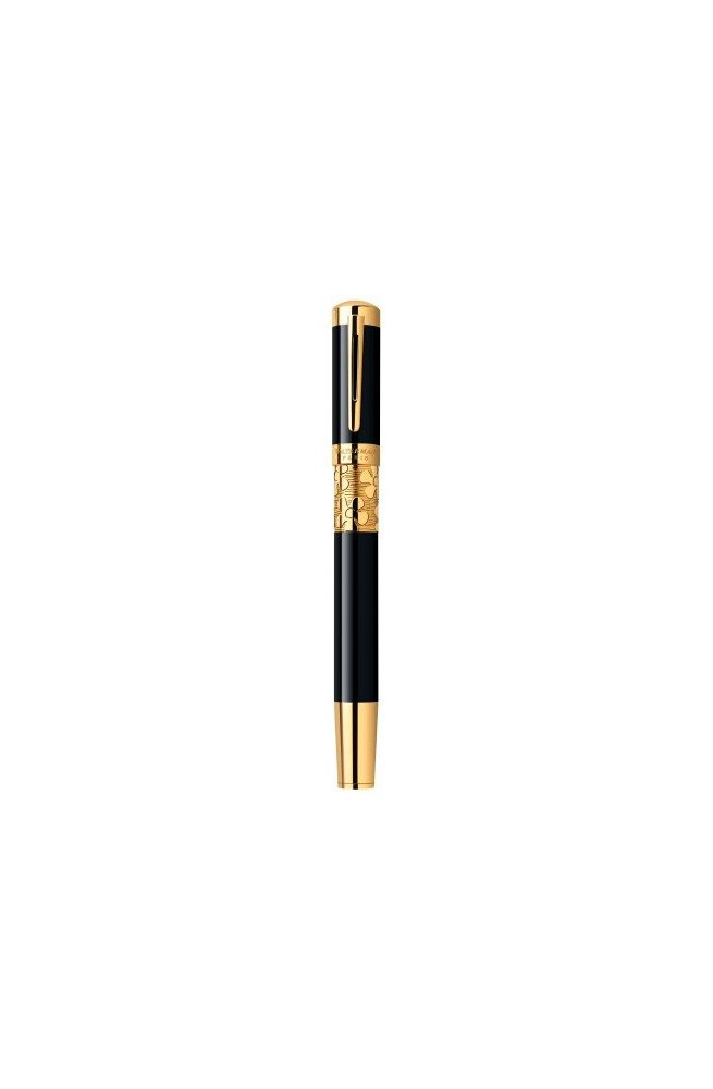 Перьевая ручка Waterman ELEGANCE Black GT FP 11 041, Корпус - Черный, Франция