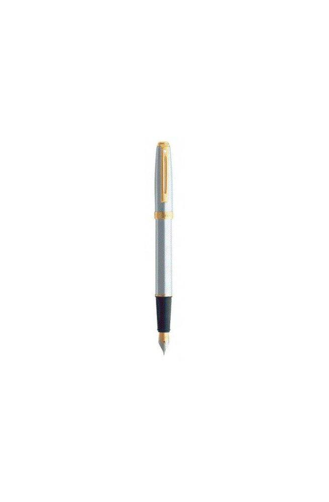 Перьевая ручка Sheaffer Prelude WW10 Brushed Chrome Sh342004-10К, США