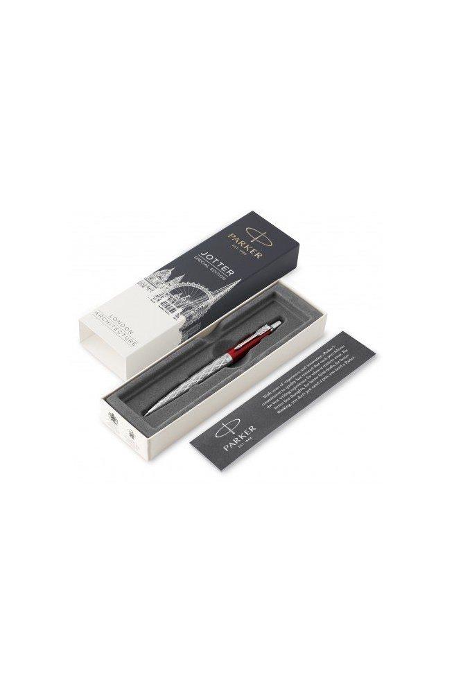Шариковая ручка Parker JOTTER 17 SE Red Classic CT BP 19 132