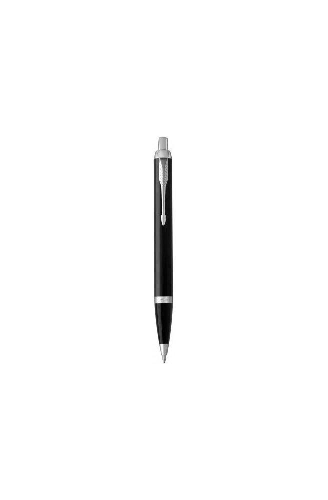 Шариковая ручка Parker IM 17 Black CT BP 22 132, Корпус - Черный, Франция