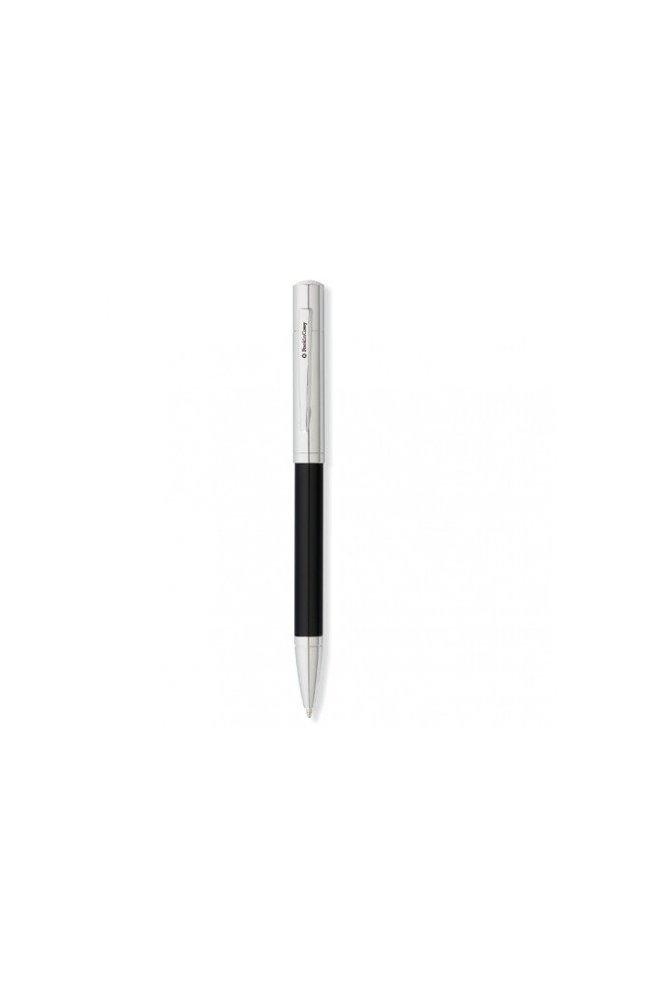 Шариковая ручка Franklin Covey GREENWICH Black/Chrome CT BP Fn0022-4, Корпус - Черный, Китай