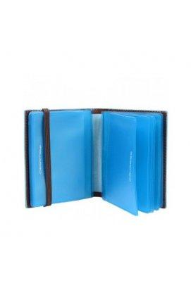 Кредитниця Piquadro Blue Square для 20 кред. карт PP1395B2_MO, Италия