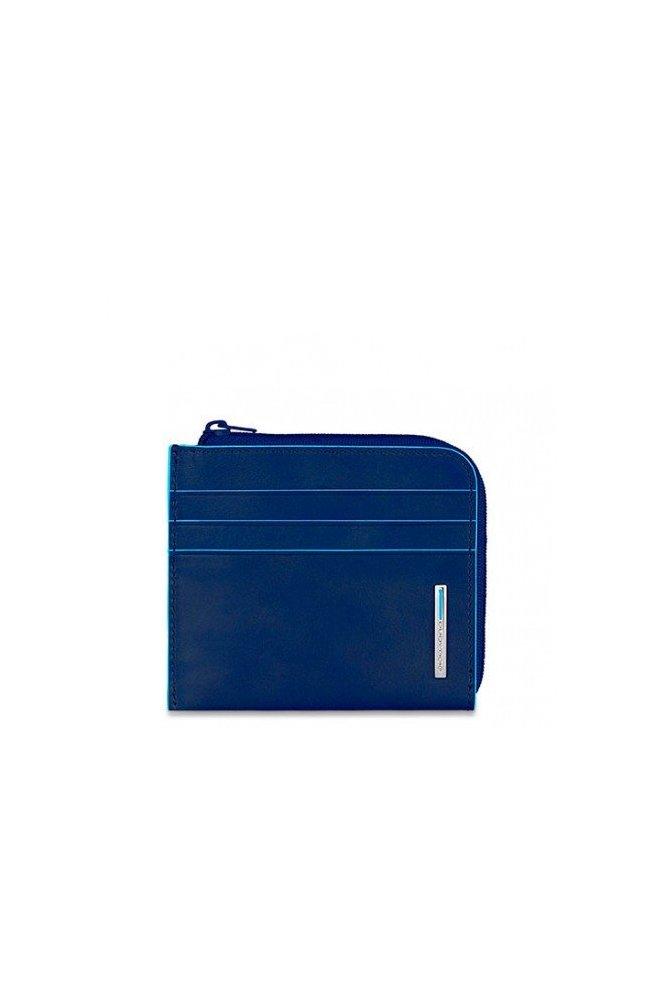 Кредитница PIQUADRO синий BL SQUARE/Ultramarin PU3410B2_BLU3, Италия
