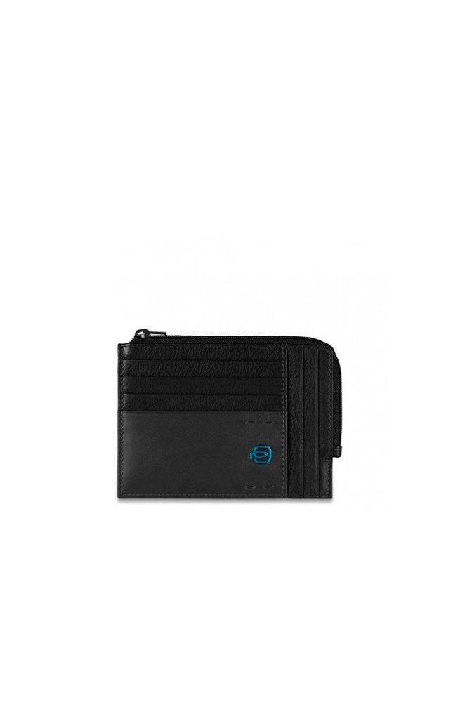 Кредитница PIQUADRO черный PULSE/Black PU1243P15_N