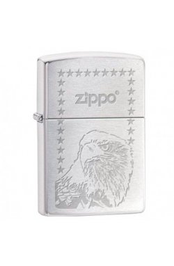 Зажигалка Zippo EAGLE STARS Zp324552
