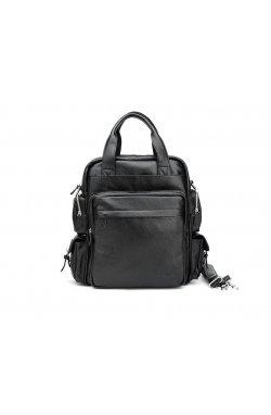Рюкзак кожаный TIDING BAG T3069