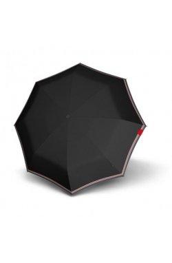 Зонт складной Knirps T.100 Small Duomatic Id Black Kn9531004050