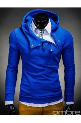 Толстовка мужская PACO - голубой