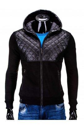 Куртка мужская. Цвет черный.