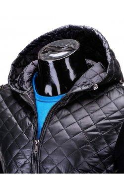 Куртка чоловіча. Колір чорний.
