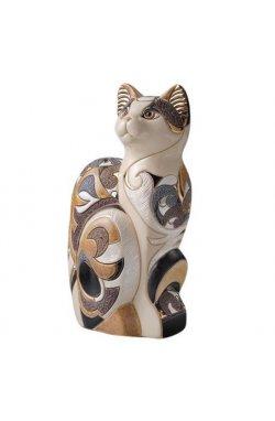 Фигурка De Rosa Rinconada Large Wildlife Кошка Египетская Dr454-81