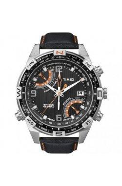 Мужские часы Timex Intelligent Quartz Chrono Compass Tx49867