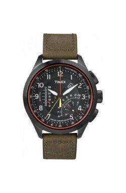 Мужские часы Timex IQ Adventure Linear Chrono Tx2p276