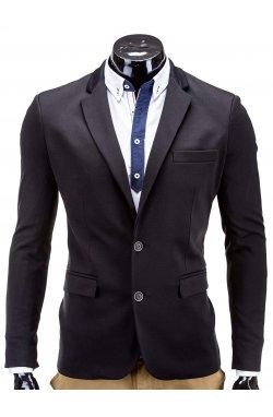Пиджак мужской. Цвет черный.