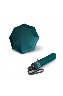 Зонт складной Knirps T.200 Medium Duomatic Reflective Atlantic Kn9532008007