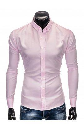 Рубашка мужская R404