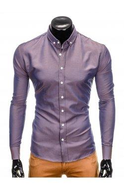 Рубашка мужская R403