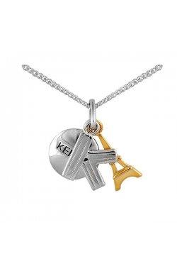 Кулон из серебра (042510)
